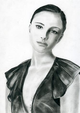 Natalie Portman por Mayumi